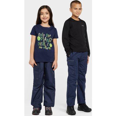 Peter Storm Kids Storm Waterproof Overtrousers, Navy