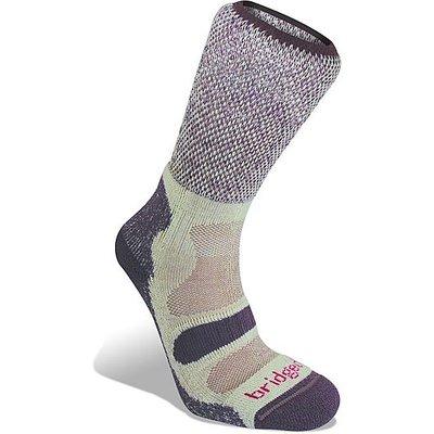 BRIDGEDALE Men's Active Light Hiker Socks (Medium)