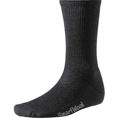 SMARTWOOL Men's Hike Ultra Light Crew Socks, BLACK