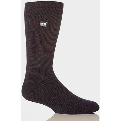 HEAT HOLDERS Men's Heat Holder Socks, NAVY