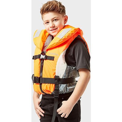 GUL WATERSPORTS Dartmouth 100N Child Life Jacket, ORANGE-CHARCOAL