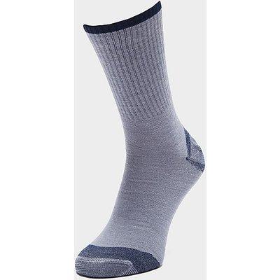 HI-GEAR Women's Double Layer Walking Socks, SMOKE