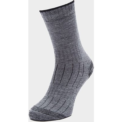HI-GEAR Women's Merino Socks, CHARCOAL
