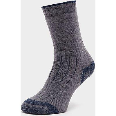 HI-GEAR Women's Merino Socks, SMOKE