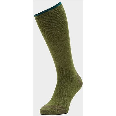 HI-GEAR Men's Wellington Socks, GREEN