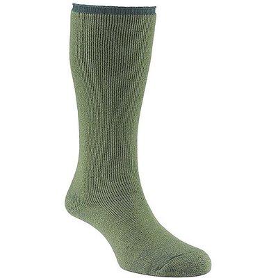 HI-GEAR Men's Wellington Socks, GREEN