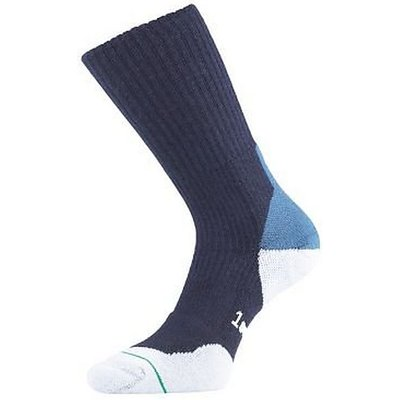 1000 Mile Men's Fusion Tactel Sock, WHITE-GREY