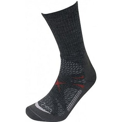 LORPEN Women's T3 Midweight Hiker Socks, CHARCOAL