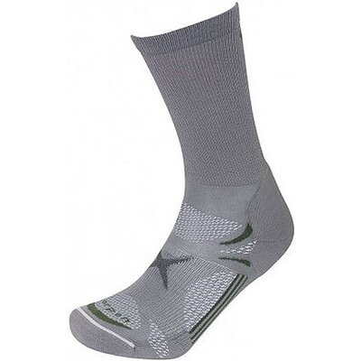 LORPEN Women's T3 Light Hiker Socks, OLIVE