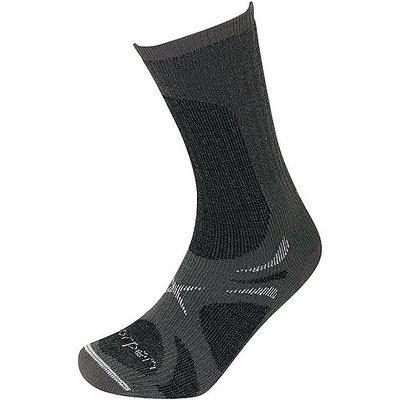 LORPEN Men's T3 Heavy Trekker Socks, CHARCOAL