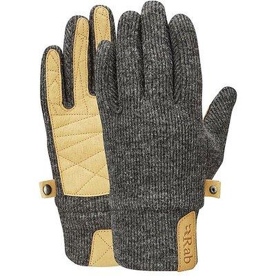 RAB Women's Ridge Gloves, BELUGE