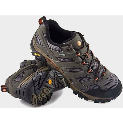 Merrell Men's Moab 2 GORE-TEX Shoes (Full Sizes), BELUGA/GTX