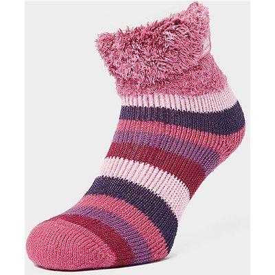 HEAT HOLDERS Ladies Lounge Socks, MUTED PINK