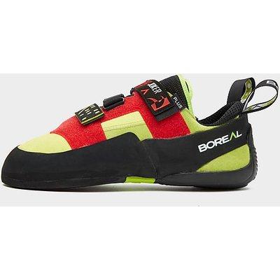 Boreal Joker Plus Men's Climbing Shoe, GREEN RED/PLUS