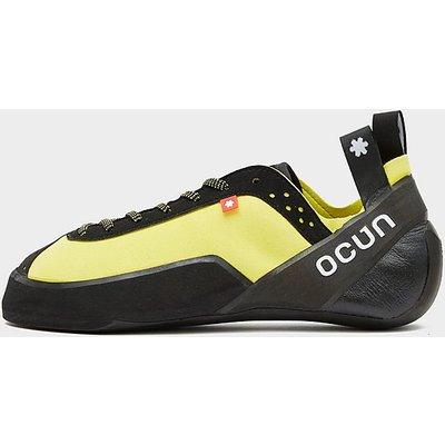 Ocun Crest LU Climbing Shoes, BRIGHT YELLOW/LU