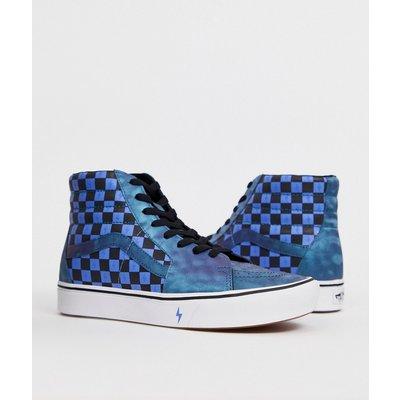 VANS Vans X Harry Potter Transfiguration Comfycush Sk8-Hi - Sneaker - Blau