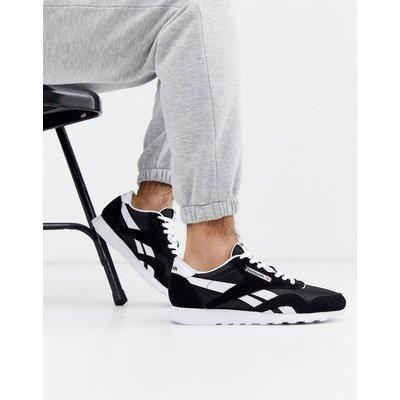 REEBOK Reebok - Klassische Nylon-Sneaker in Schwarz