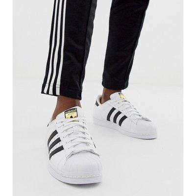 ADIDAS adidas Originals - Superstar - Weiße Sneaker c77124 - Schwarz