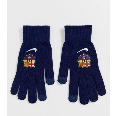 NIKE Nike - FC Barcelona - Handschuhe - Navy