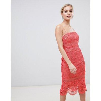 Stylestalker Amelie Lace Pencil Dress