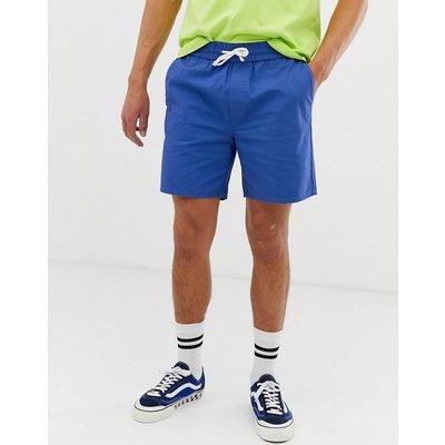 WEEKDAY Weekday - Olsen - Shorts in Blau - Blau