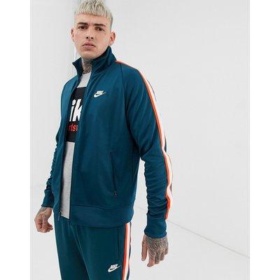 NIKE Nike - Tribute - Trainingsoberteil - Blau