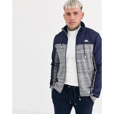 KAPPA Kappa - Samassi - Sweatshirt mit Reißverschluss - Grau