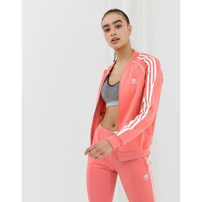 ADIDAS adidas Originals - Trainingsjacke in Rosa - Rosa