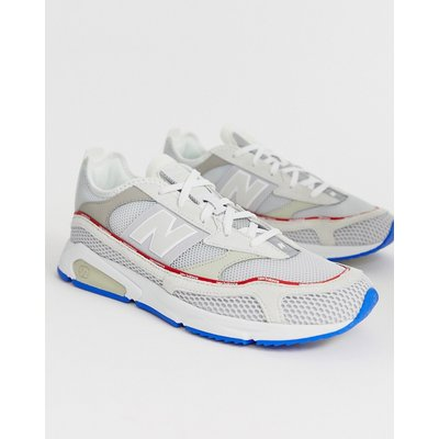 NEW BALANCE New Balance - X-Racer - Weiße Sneaker - Weiß