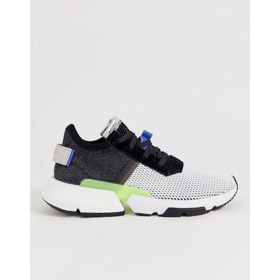 ADIDAS adidas Originals - POD - Schwarze Sneaker - Schwarz