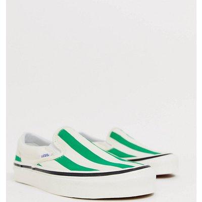 VANS Vans - 98 DX Anaheim - Sneaker zum Hineinschlüpfen in Grün mit Streifen - Grün