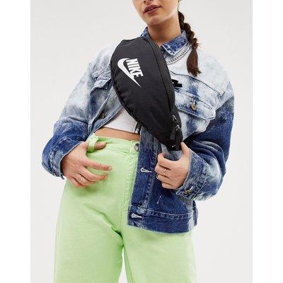 NIKE Nike - Gürteltasche in Schwarz und Weiß - Schwarz