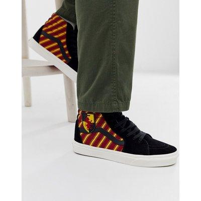 VANS Vans X Harry Potter - Gryffindor Sk8 - Sneaker mit hohem Schaft aus Leder - Rot