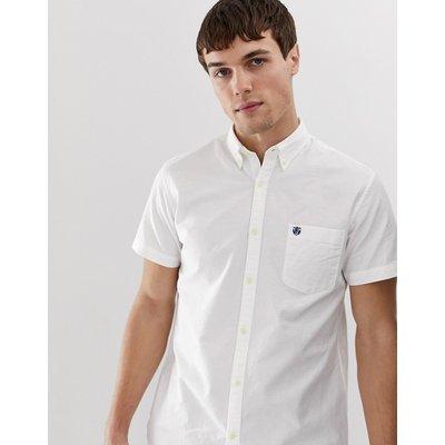 SELECTED Selected Homme - Kurzärmliges Hemd in Weiß - Weiß