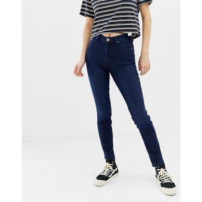 LEE Lee - Scarlett - Enge Jeans mit hohem Bund - Blau