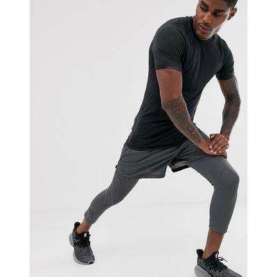 ADIDAS adidas - Training Alphaskin - 3/4-lange Strumpfhose - Grau