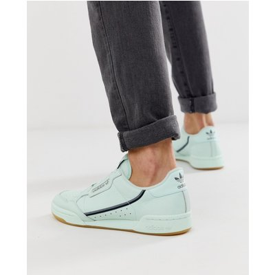 ADIDAS adidas Originals - Continental 80s - Minzgün - Grün