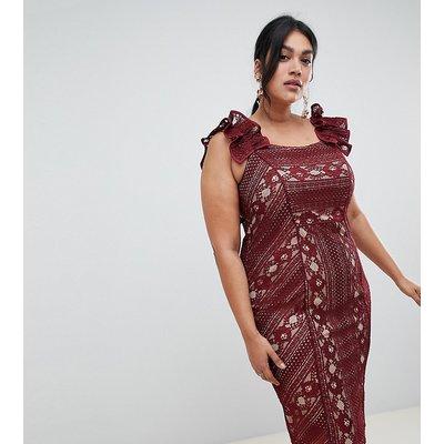 Coast Plus lace shift dress