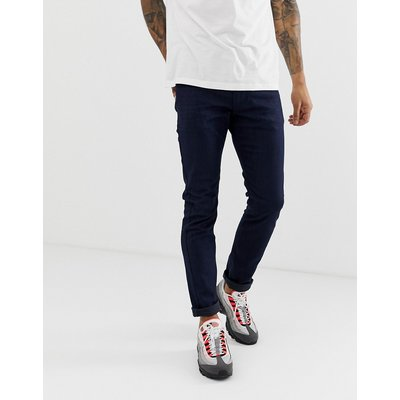 DIESEL Diesel - Thommer - Stretch-Jeans in dunkler 085AQ Waschung und schlanker Passform - Blau
