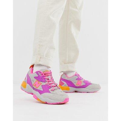 NEW BALANCE New Balance - 608 - Graue Sneaker - Grau