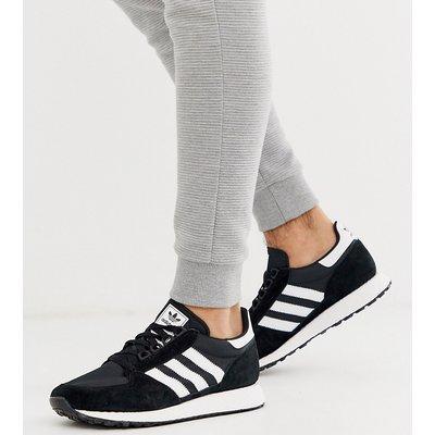 ADIDAS adidas - Forest Grove - Schwarze Sneaker - Schwarz