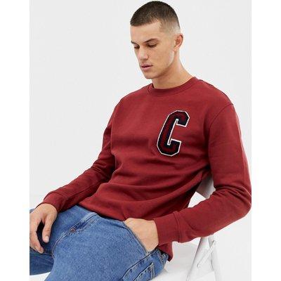 NEW LOOK New Look - Collegiate - Sweatshirt in Burgund - Rot