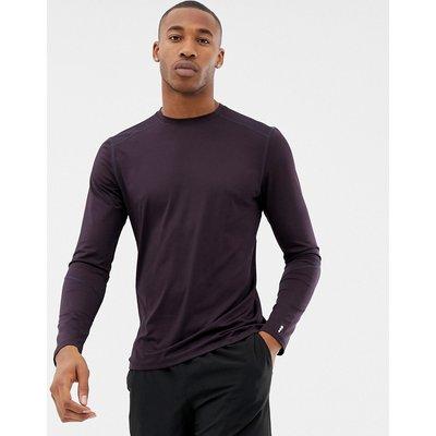 NEW LOOK New Look - SPORT - Langärmliges Shirt in Violett - Violett
