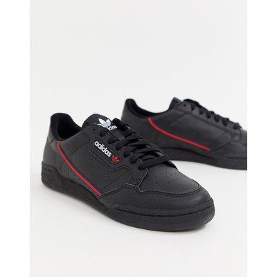 ADIDAS adidas Originals - Continental 80 - Schwarze Sneaker