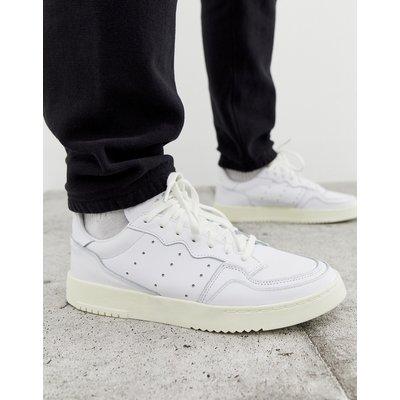 ADIDAS adidas Originals - SuperCourt X Home of Classics Edition - Weiße Sneaker - Weiß