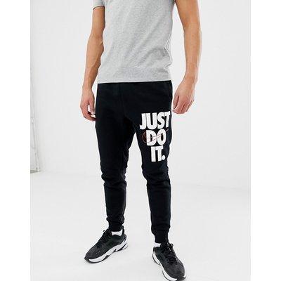 NIKE Nike - JDI - Enge Jogginghose mit Logo in Schwarz