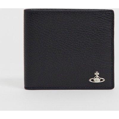 VIVIENNE WESTWOOD Vivienne Westwood - Schwarze Brieftasche mit Geldscheinfach - Schwarz