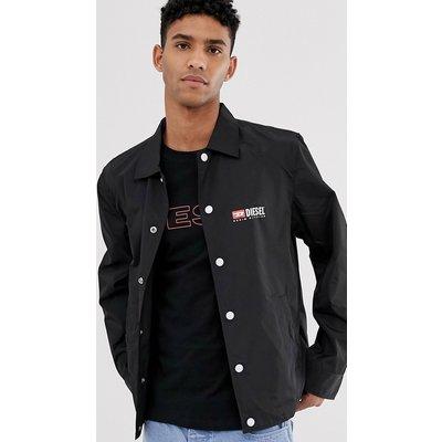 DIESEL Diesel - J-Roman-P - Leichte Jacke mit Logo