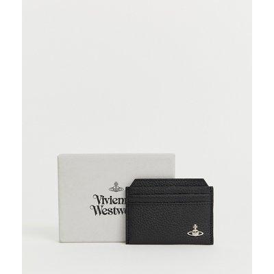 VIVIENNE WESTWOOD Vivienne Westwood - Schmales Kartenetui in Schwarz - Schwarz