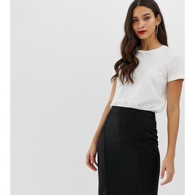 Oasis pencil skirt in black